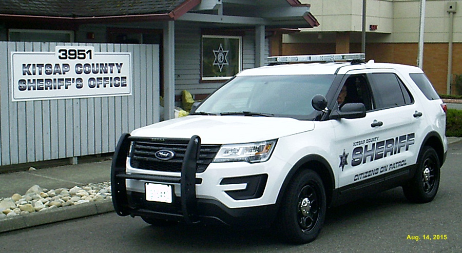Our brand new 2015 Ford Police Interceptor